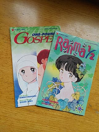 Ranma 1/2 & One-Pound Gospel Pack