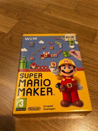 Mario Maker para Wii U