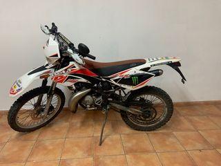 Moto 50cc beta trueba