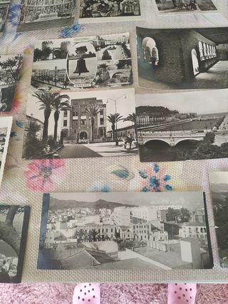 Postales en blanco y negro