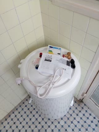 Termo eléctrico 80 l (Calentador de agua)