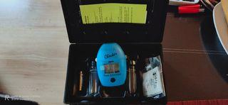 aparato medidor de agua potable cloro