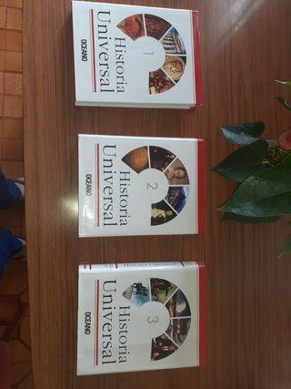 Historia Universal 1-2-3