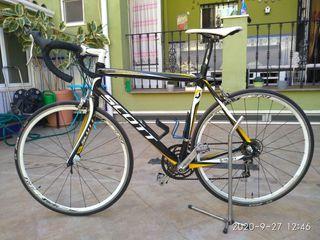 bicicleta carretera Scott