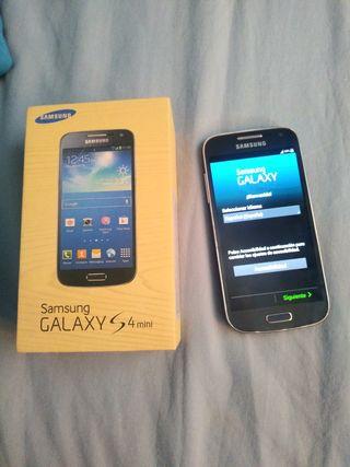 movil smartphone Samsung Galaxy S4 mini