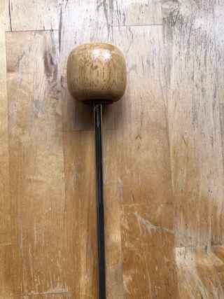 Maza de bombo de madera Pro Mark