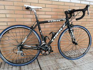 bicicleta trek aluminio