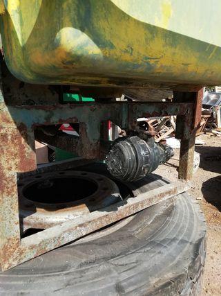 cuba de sulfatar 400 litros