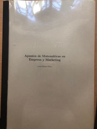 Libro matemáticas CEU