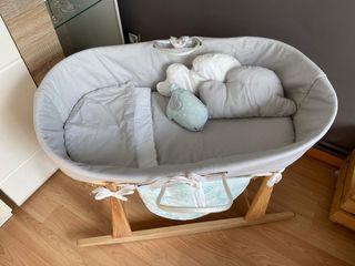 Capazo bebé Cuco's Baby
