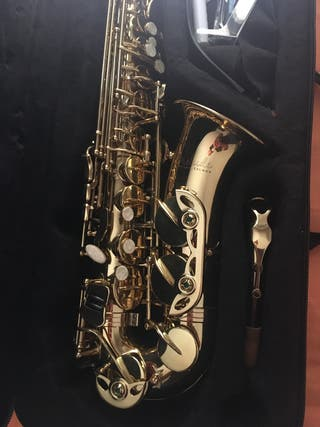 Saxofón Alto, preludie By CONN SELMER