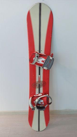 tabla snowboard g&s