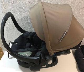 Silla coche bebé Besafe de Stokke Xplory