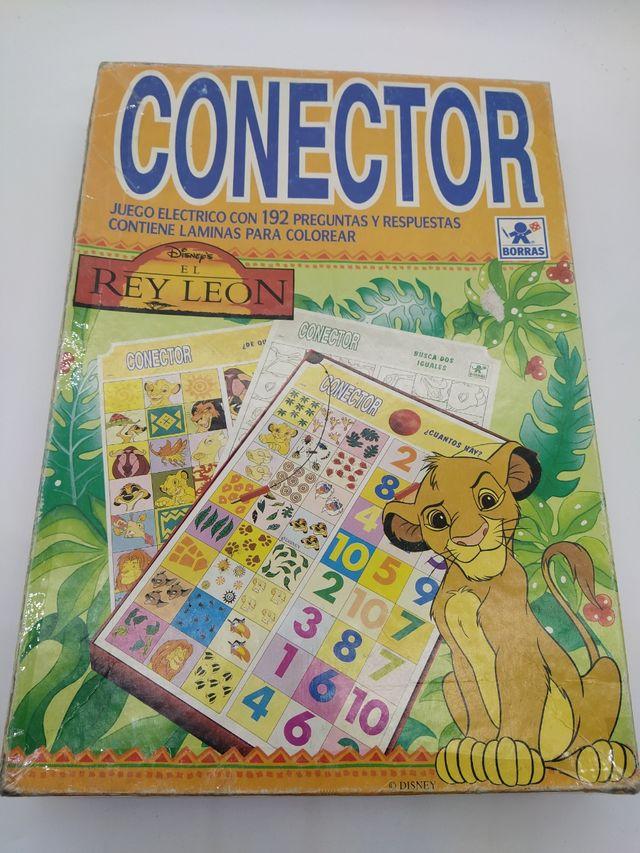 Conector El Rey León Borras