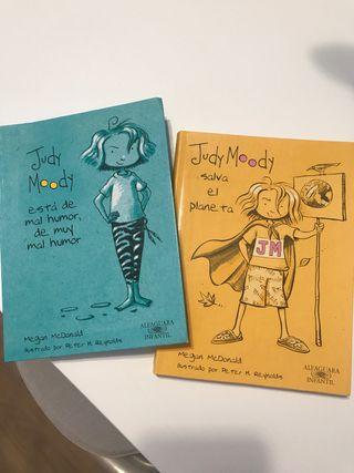 libros para niños judy moody