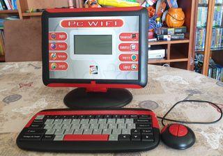 Ordenador de Cefa Toys PC WiFi niño