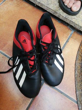 zapatillas de tacos número 36