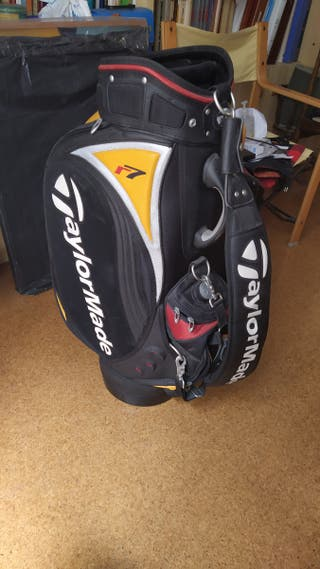 TaylorMade bolsa de palos de golf.