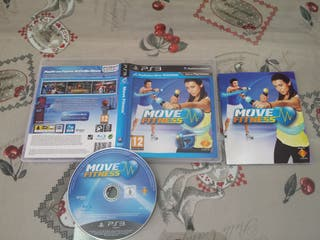move fitness ps3 PlayStation movefitness