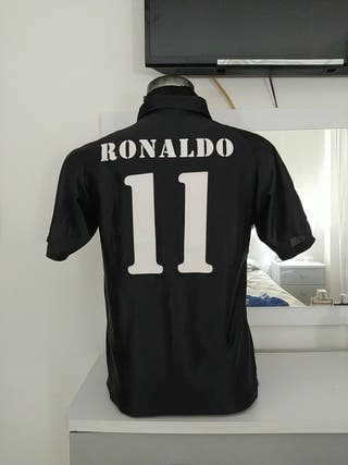 camiseta futbol real Madrid ronaldo talla s