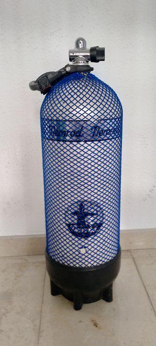 Botella de buceo Nemrod 15 L