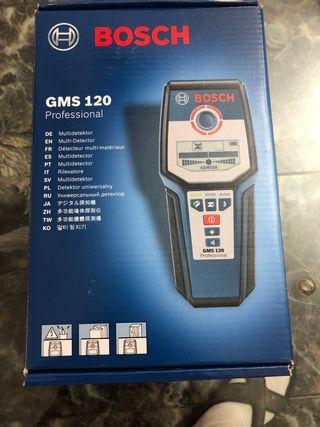 Detector profesional metal , electricidad , madera