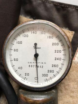 Tensiometro antiguo