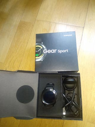 Reloj digital Samsung Gear Sport