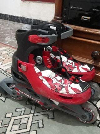 patines de juego