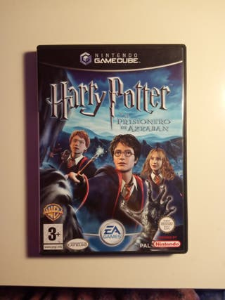 VENDO JUEGO HARRY POTTER PRISIONERO DE AZKABAN