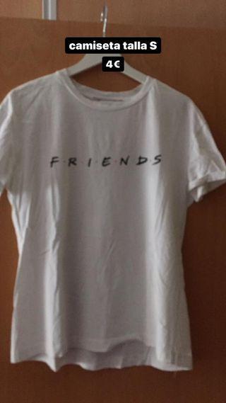 Camiseta Friends.