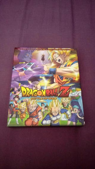 dragón Ball z battle of gods