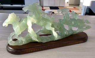 Figuras de jade