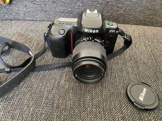 Cámara fotos de carrete digital Canin f50
