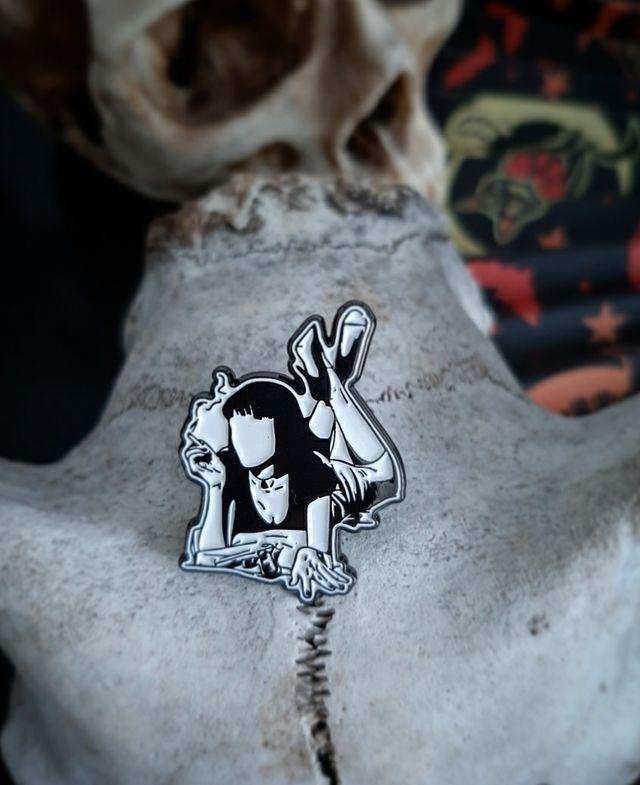 pulp fiction pin's