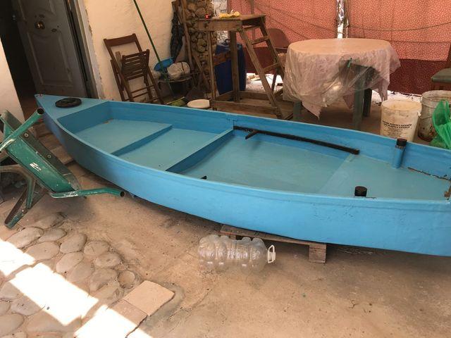 Kayak artesano