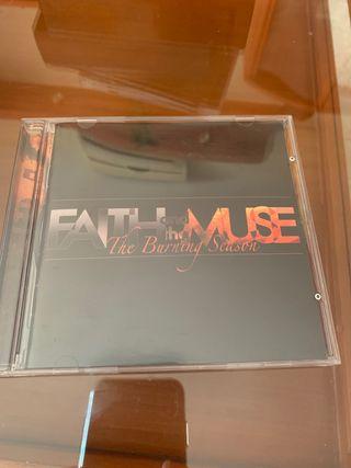 Faith and the Muse - Burning Season CD