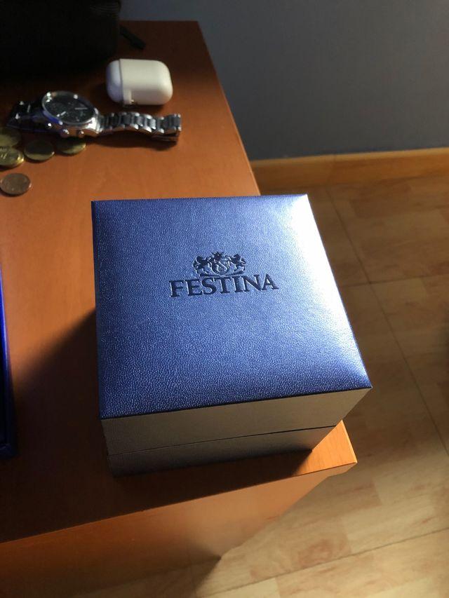Caja reloj Festina
