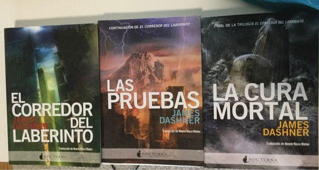 """Trilogía """"El Corredor del Laberinto"""""""