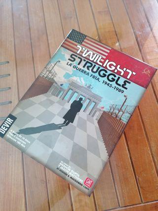 Twilight Struggle: La guerra fría