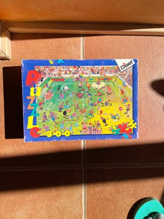 Puzzle 300 piezas