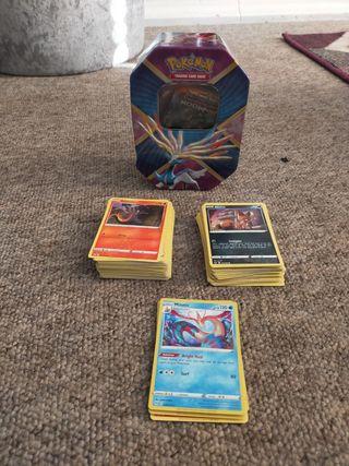 Pokermon cards!!!