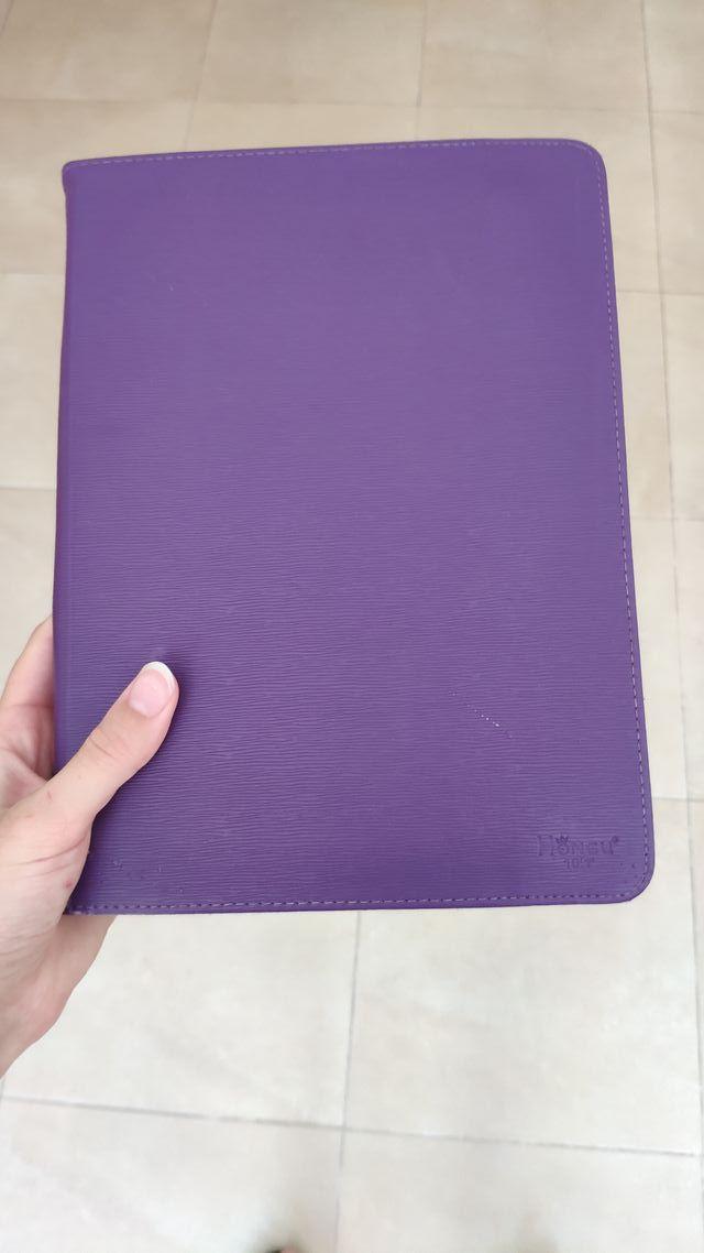 Funda Libro iPad y Tablet 8, 9, 10, 11 pulgadas