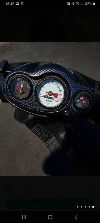 Suzuki katana ay 49cc