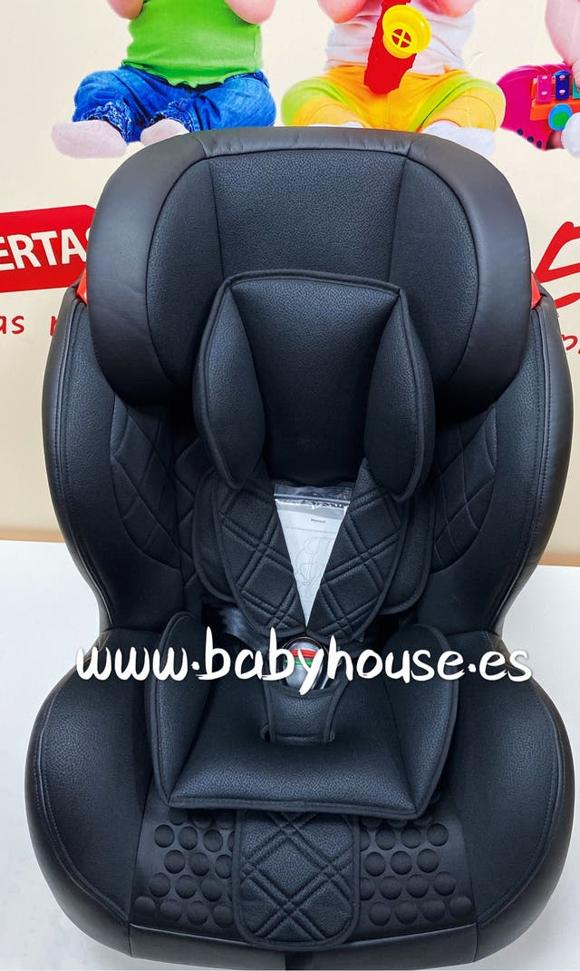 Silla coche 9-36kg ISOFIX STAR IBABY NUEVO