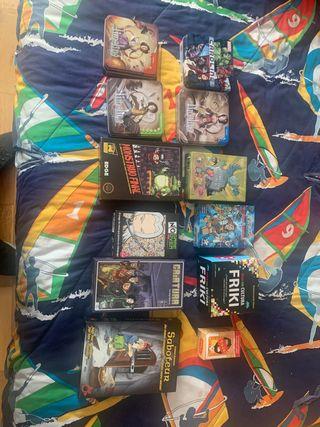 Colección juegos de mesa 1