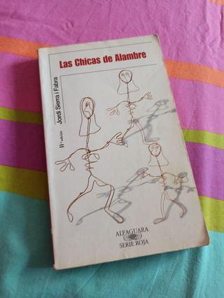 Las Chicas de Alambre de Jordi Sierra i Fabra