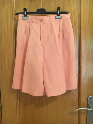 Pantalón corto de mujer