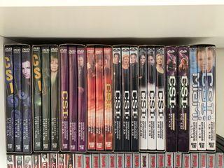 DVDV CSI 4 temporadas