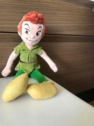 Peluche de Peter Pan